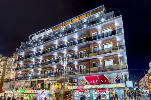 Hotel Avenida hotel