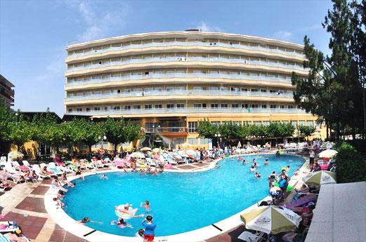 Hotel Calypso Zwembad