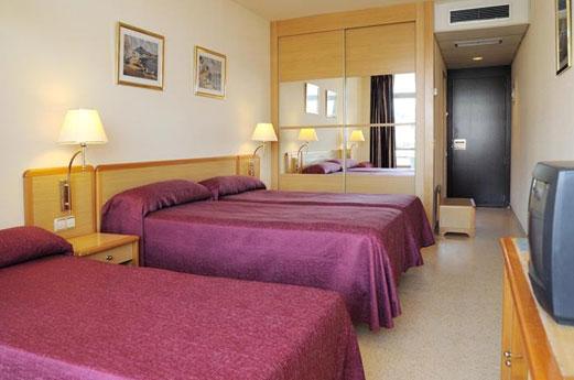 Hotel Calypso Kamer