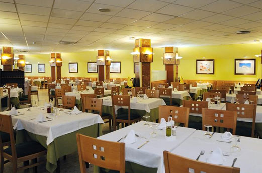 Hotel Calypso restaurant