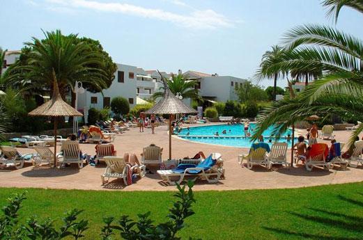 Hotel Estival Park zwembad