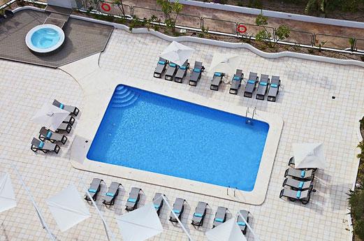 Hotel Marconfort Essence zwembad