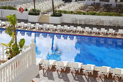 Hotel Marconfort Griego zwembad