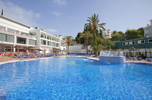 Hotel Palia Las Palomas zwembad