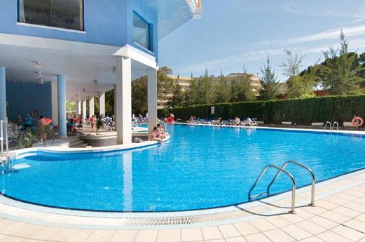 Hotel Piramide Salou zwembad