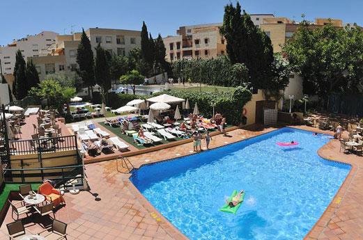 Hotel Roc Flamingo zwembad