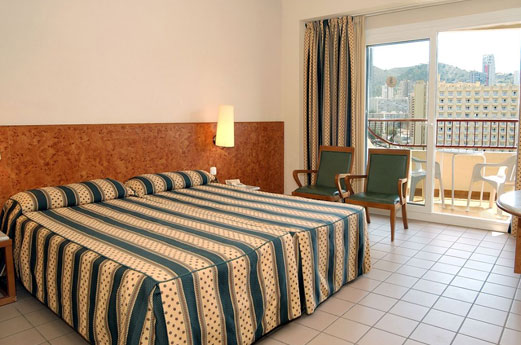 Hotel Rosamar kamer