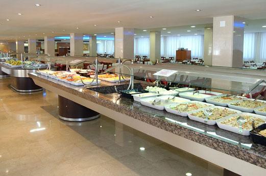 Hotel Rosamar restaurant