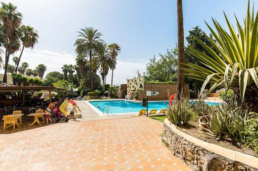 Hotel Royal Al Andalus zwembad