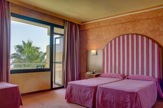 Hotel Royal Al Andalus kamer