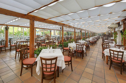 Hotel Sol Don Marco restaurant