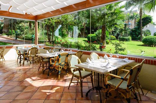 Hotel Sol Don Pablo restaurant