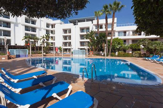 Hotel Sol Don Pedro zwembad