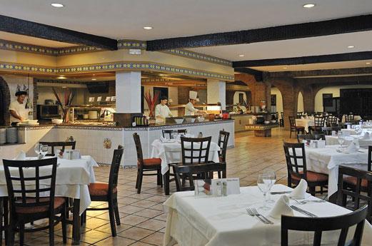 Hotel Sol Don Pedro restaurant