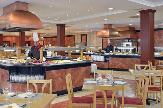 Hotel Sol Pelicanos Ocas restaurant