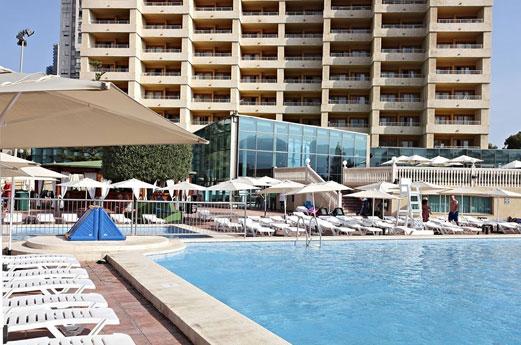 Marconfort Benidorm Suites hotel