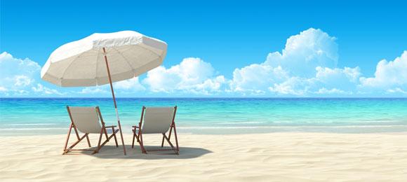 Stranden in Playa de las Americas