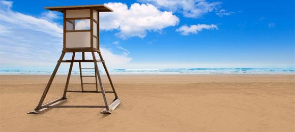 Strand in Playa del Ingles