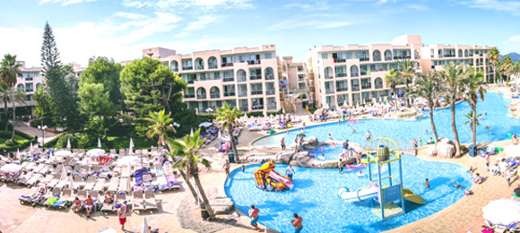 all inclusive resort alcudia