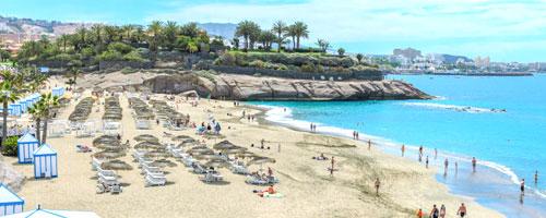 strand costa adeje