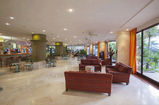 Abora Continental by Lopesan Hotels Receptie