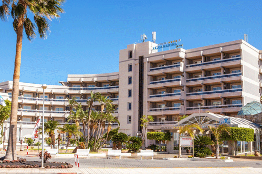 Aguamarina Golf Hotel & Appartementen Hotel