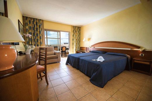 Aguamarina Golf Hotel & Appartementen Kamer