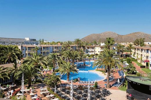 Alcudia Garden Aparthotel Hotel