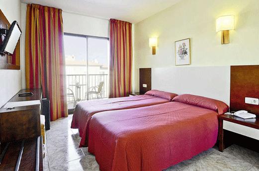Allsun Hotel Sumba Kamer