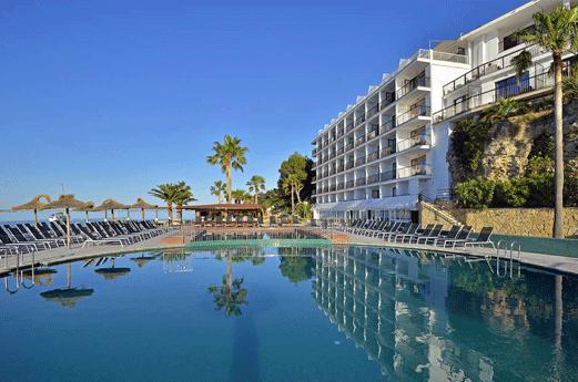 Alua Hawaii Mallorca & Suites Zwembad