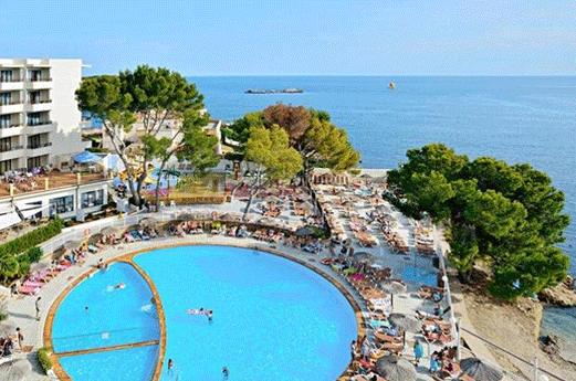 Alua Miami Ibiza Zwembad