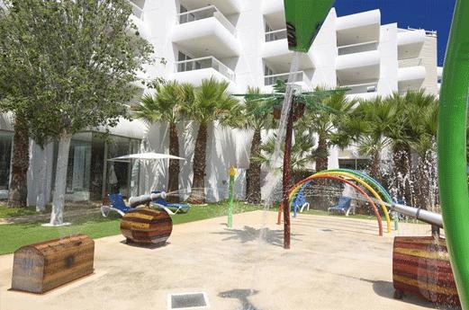 Aparthotel Tropic Garden Speeltuin