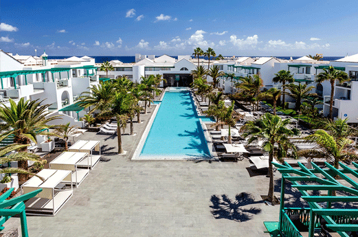 Barcelo Teguise Beach Zwembad