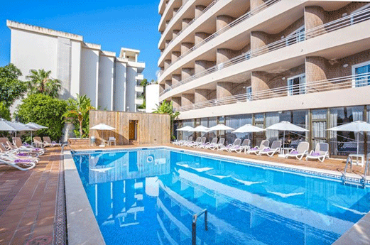 Be Live Adults Only Costa Palma Zwembad