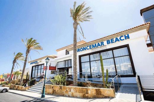 Broncemar Beach Aparthotel Hotel