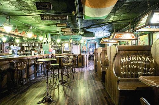 Broncemar Beach Aparthotel Bar