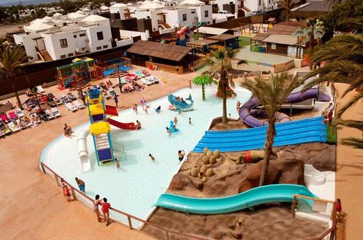 Club Playa Blanca Hotel Kinderbad