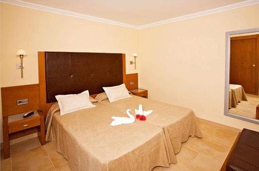 Aparthotel Ferrera Blanca Kamer