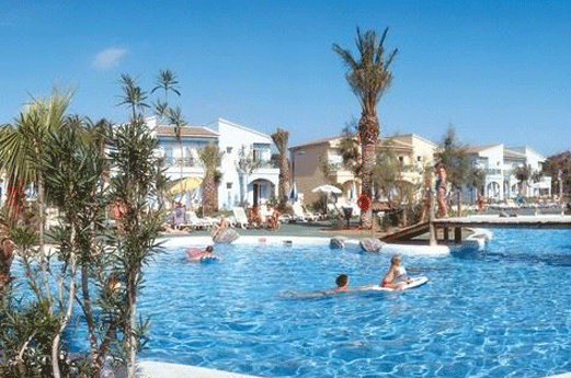 Garden Holiday Village Zwembad
