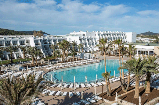 Grand Palladium White Island Resort & Spa Zwembad