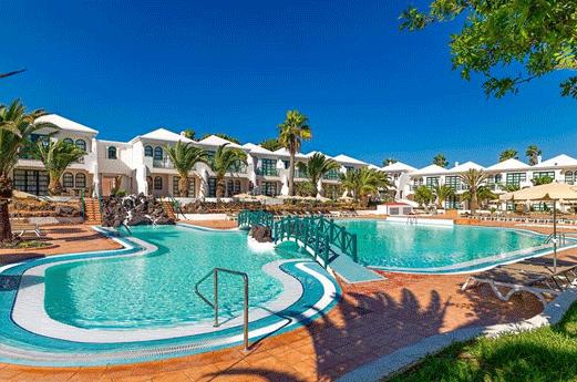 H10 Ocean Suites Zwembad