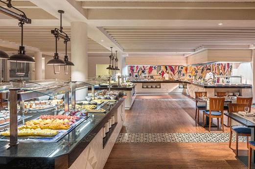 H10 Ocean Suites Restaurant