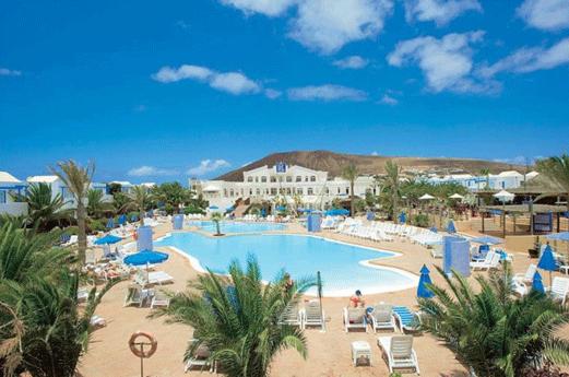 HL Aparthotel Paradise Island Zwembad