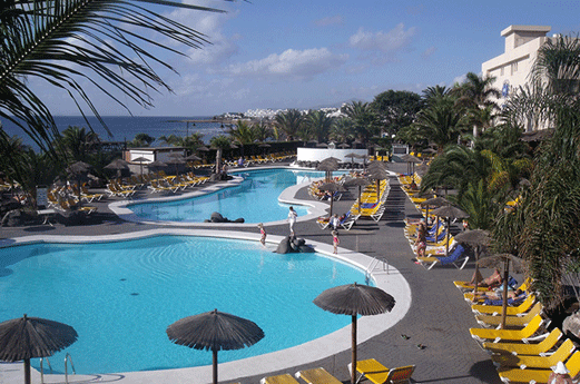 Hotel Beatriz Playa & Spa Zwembad