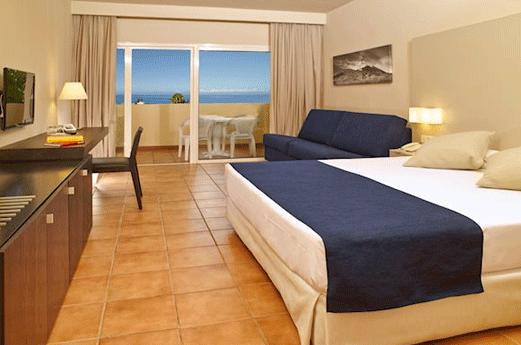 Hotel Best Jacaranda Kamer