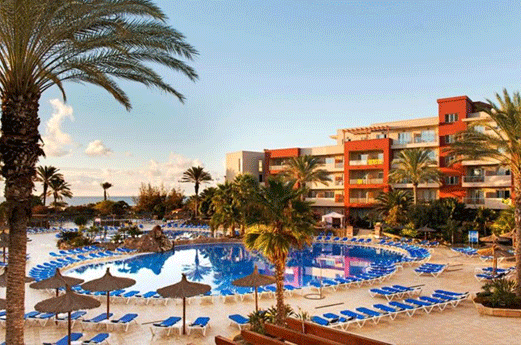 Elba Carlota Beach & Convention Resort Hotel