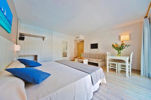 Hotel Es Talaial Kamer