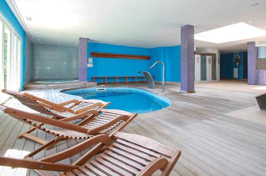 Hotel Es Talaial Sauna