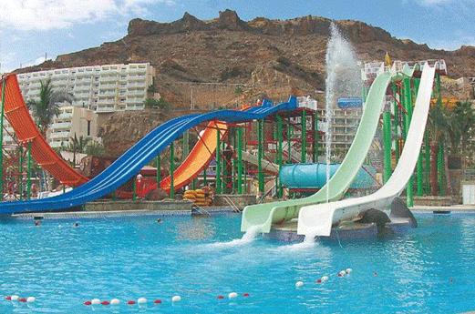Hotel Paradise Costa Taurito Zwembad
