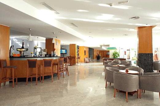 Hotel Paradise Costa Taurito Receptie